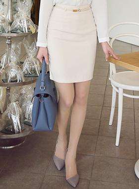 デイリースパンHラインスカート(spring)