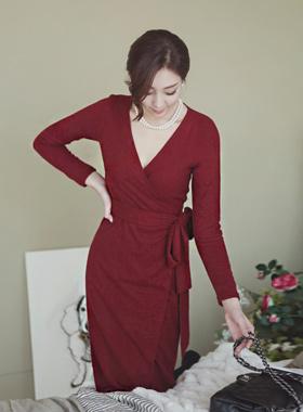 ローリングズラップドレス