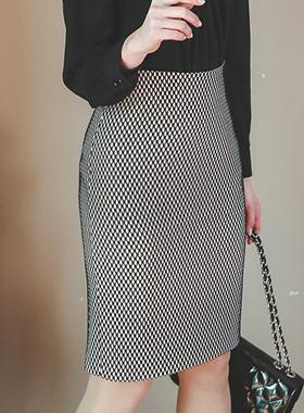 グラムネットマッシュスカート