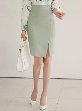 スリムバーディーひらきスカート