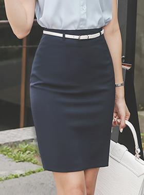 フォーマルベルトHラインスカート