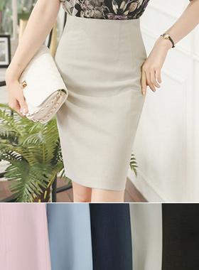 オフィスHラインスカート(summer)