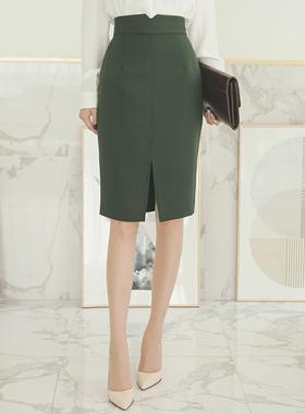 クレアVのひらきスリットスカート