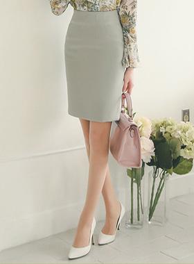 パステルスパンHラインスカート