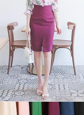 クレアVのひらきスリットスカート(summer)